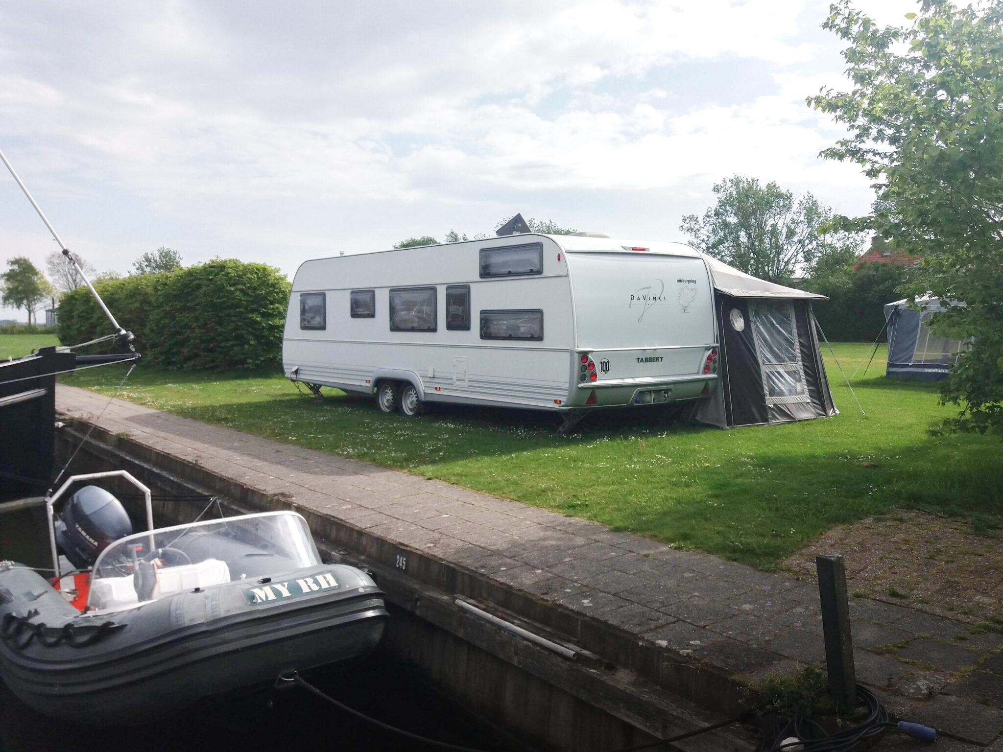 Saisonplatz-Camping-Friesland